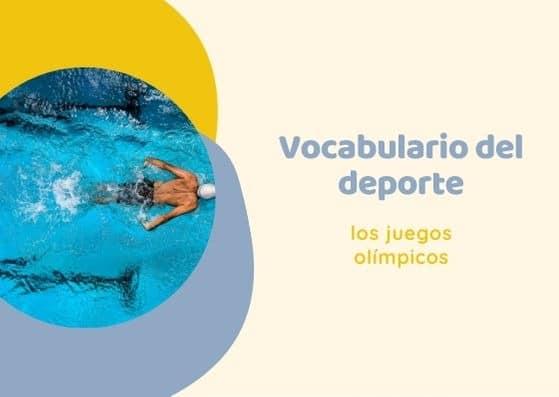 Vocabulario de deportes