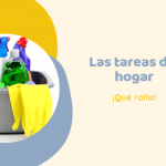 las tareas del hogar en español