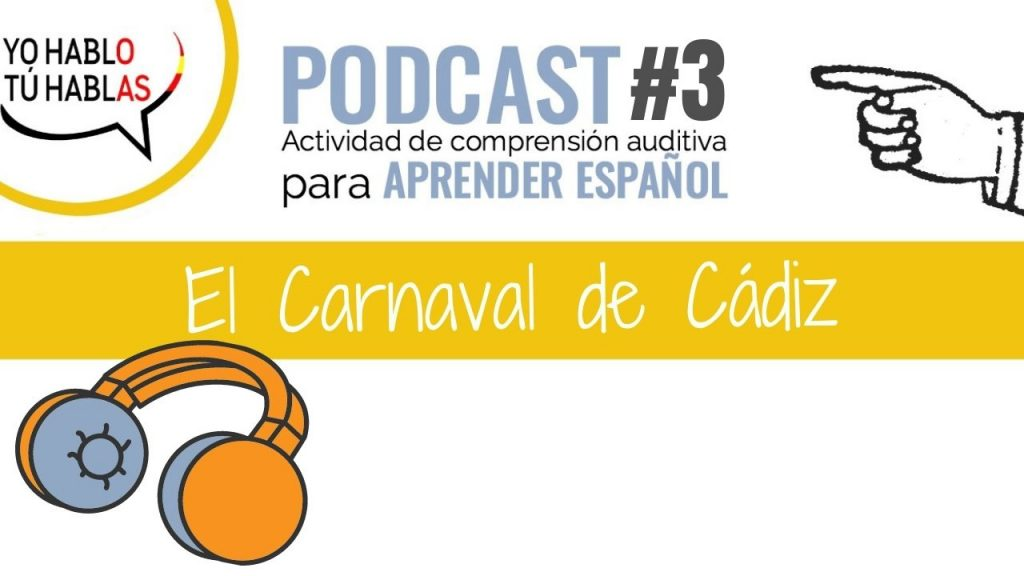 podcast for learners carnaval