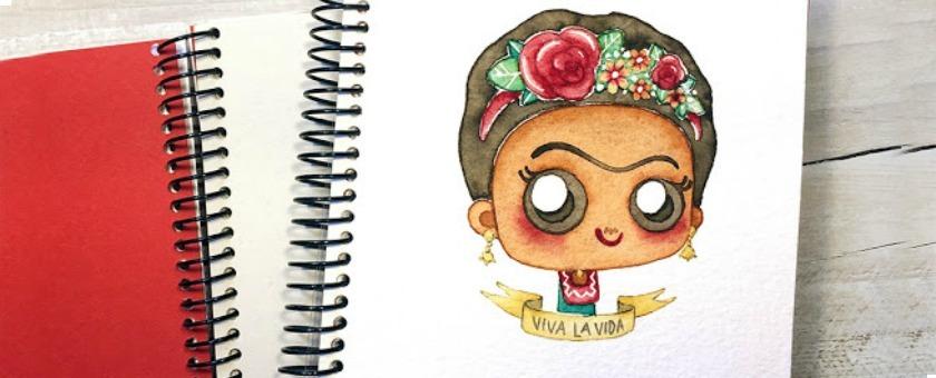 Día de la mujer: Frida Kahlo