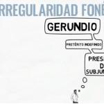 Irregularidad fonética