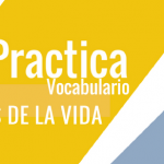 Vocabulario para etapas de la vida en español