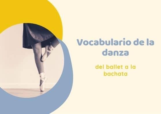 El español en el mundo de la danza