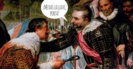 Cómo pedir en español