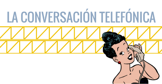 Conversación telefónica en español
