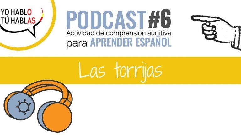 Podcast sobre torrijas spanish