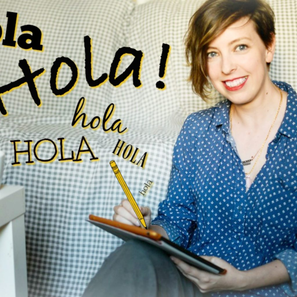 Spanish courses online teacher
