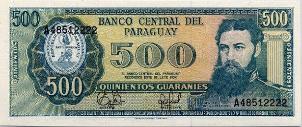 billete dinero