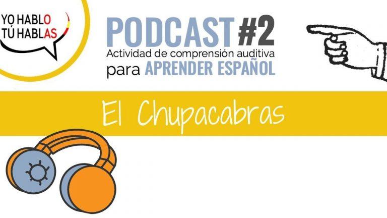 podcast spanish chupacabras