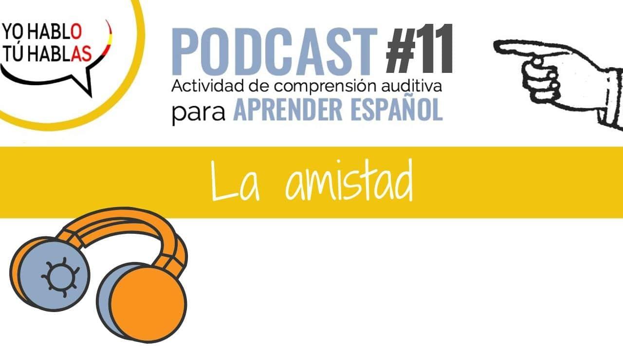 podcast amistad