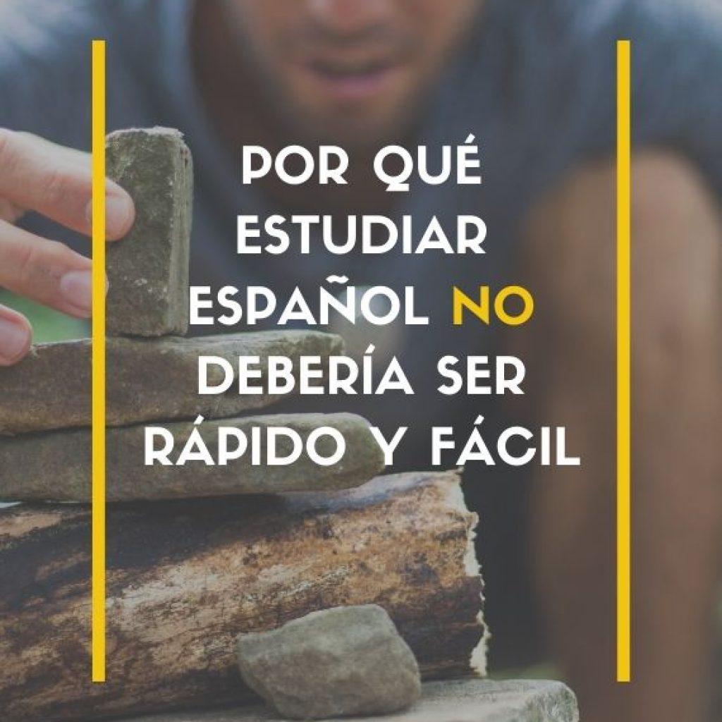 aprender español fácil y rápido