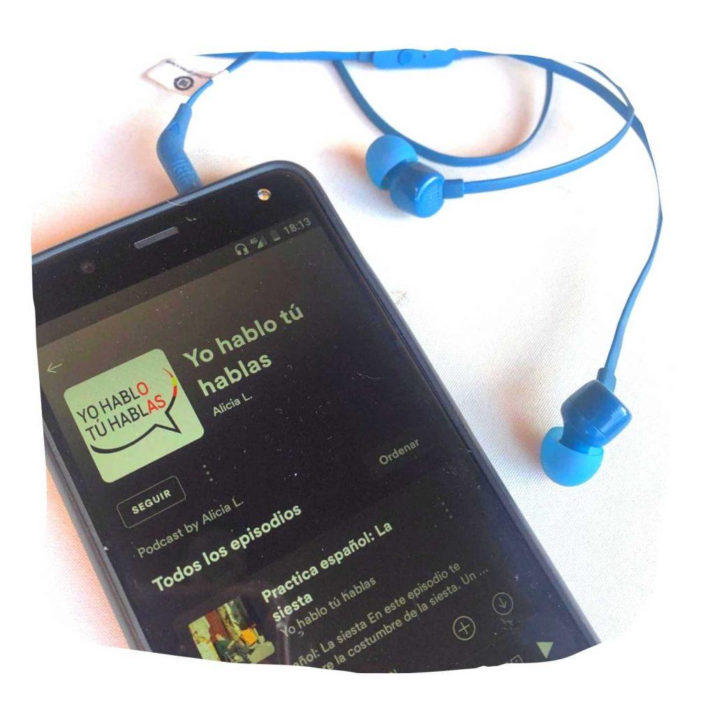 podcast in spanish